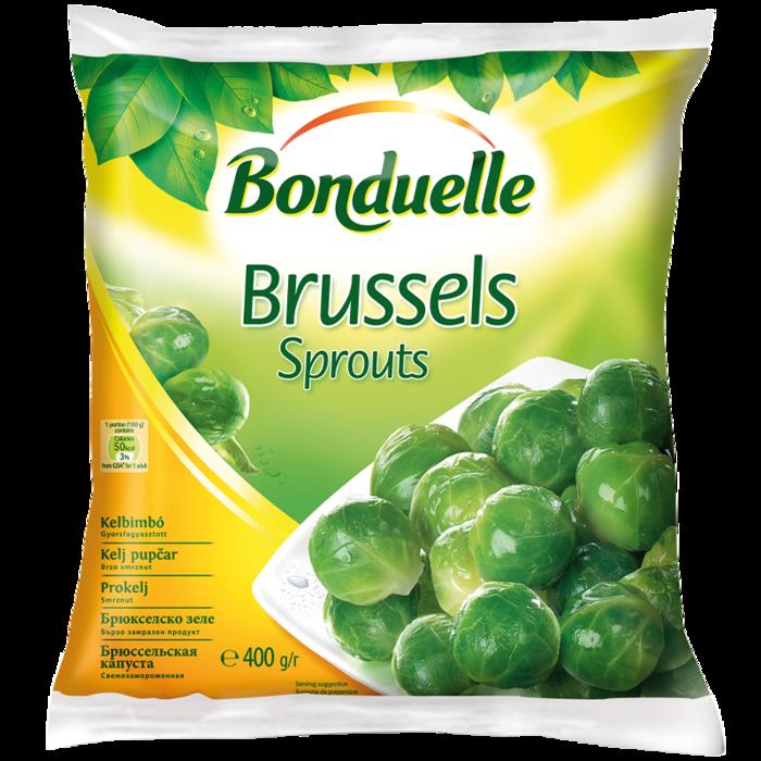 Брюссельська капуста