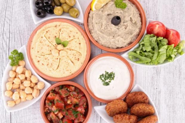 Համտեսեք Արևելքը լիբանանյան խոհանոցի հետ