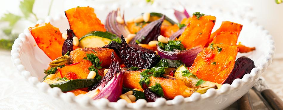 Բանջարեղենները ձեր սեղանին