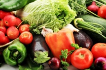 A vegetarian diet provides a wide range of health benefits.
