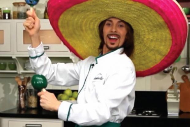 Meksikasayağı salat