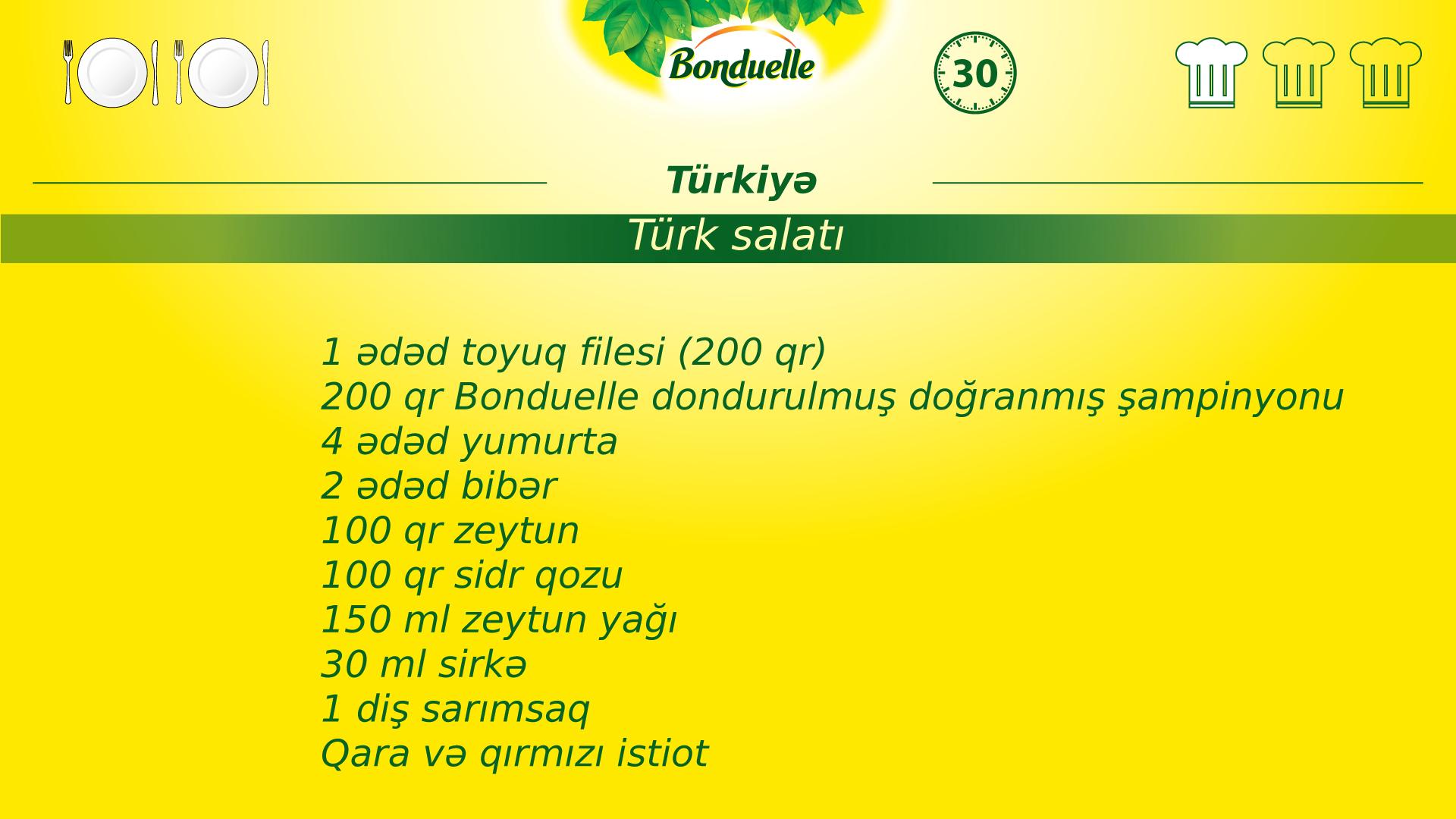 Türk salatı