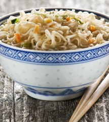 Recipes for Health Asian Pasta