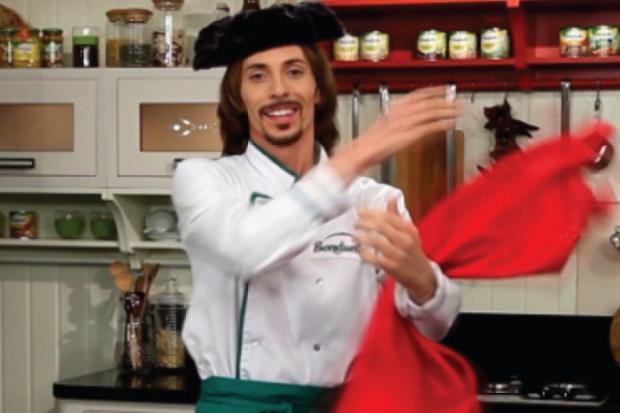 İspan püre-şorbası