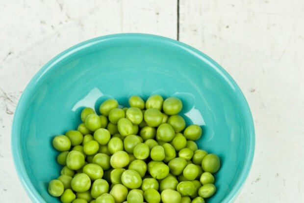 Zeleni grašak - povrće kraljeva