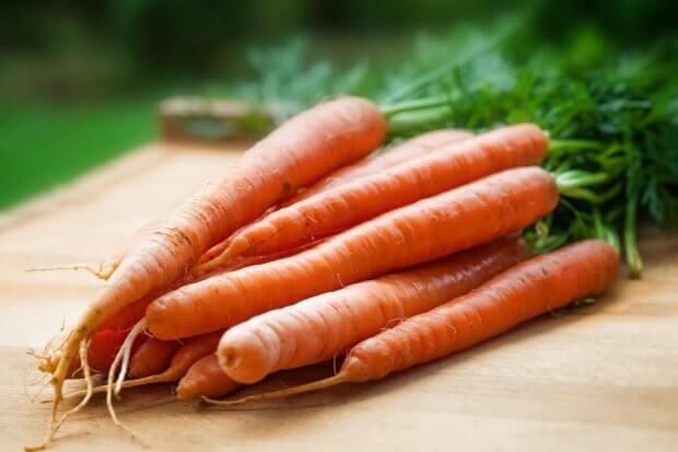 Jeste li znali da mrkva može biti i ljubičasta?