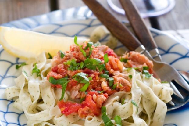 Списък със съвети за паста с доматен сос и гъби