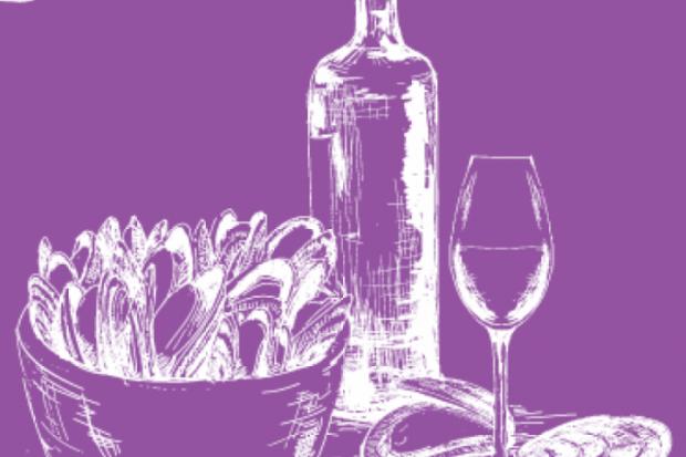 Принципите на комбиниране на вино с храна