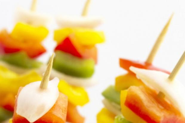 Идеи за аранжиране на пресни зеленчуци