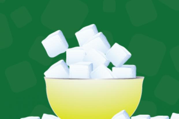 Захарта във вашата диета