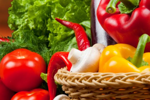 Цветът на зеленчуците – какво значи той?