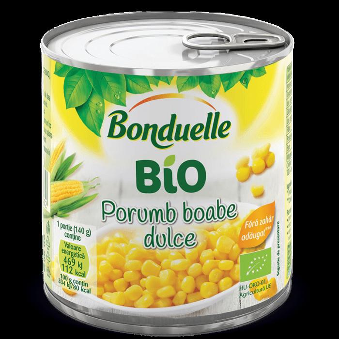 Супер сладка царевица на зърна БИО