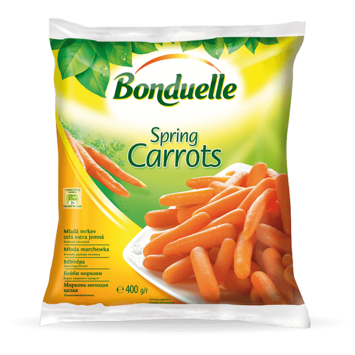 Бейби морковчета