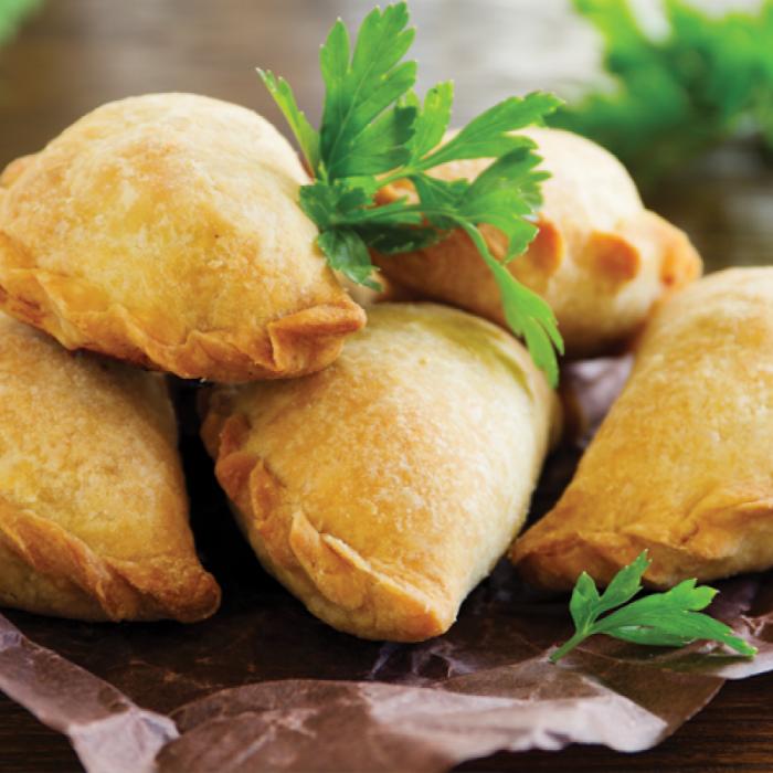 Емпанадас – аржентински пелмени с месо или по желание с царевица и спанак