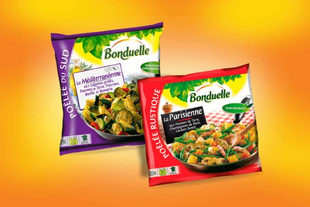 Έτοιμα γεύματα Bonduelle, με τη γεύση και φρεσκάδα των Μεσογειακών λαχανικών!