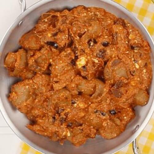 ΛΑΧΑΝΙSTAS Μανιτάρια σαγανάκι (μανιτάρια με λιωμένο λευκό τυρί φέτα)