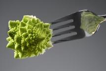 Roman edible cauliflower