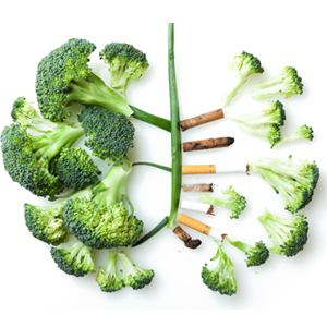 Broccoli vs circulatory system