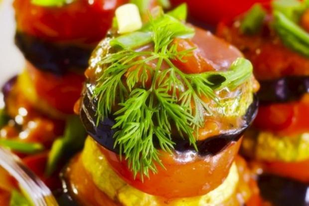 Kuhinje svijeta, vitamini i povrće