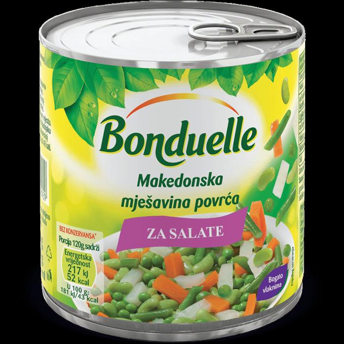 Makedonska mješavina povrća