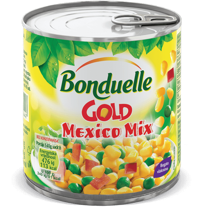 Meksički mix GOLD
