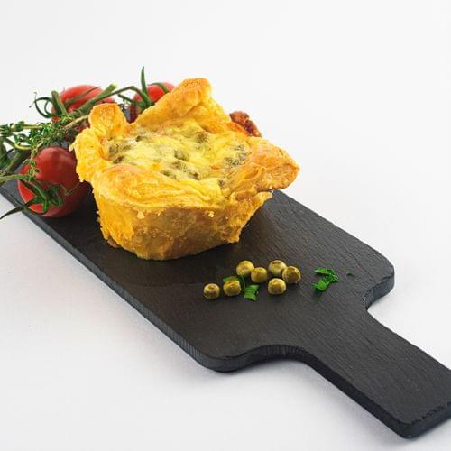 Pecivo sa sirom i graškom