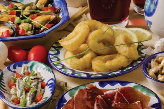 Bucătăria spaniolă