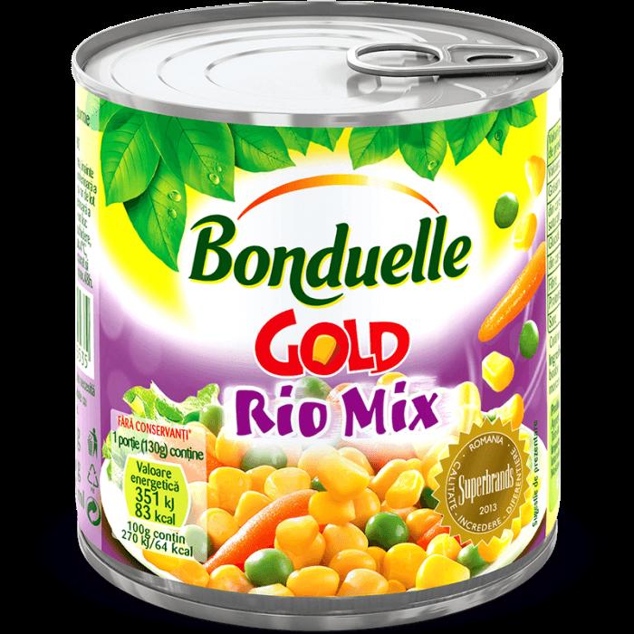 Amestec de legume Rio Mix GOLD