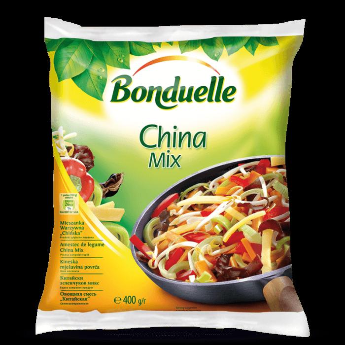 Amestec de legume China Mix