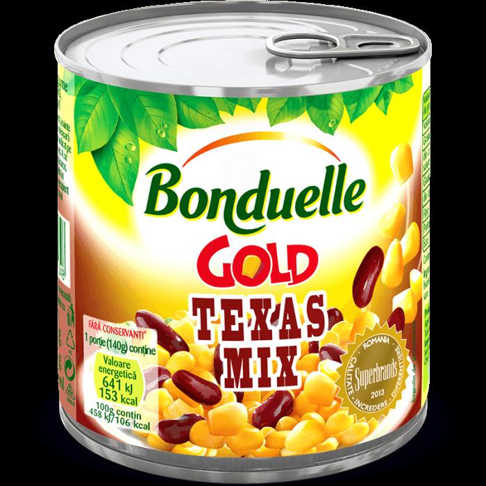 Amestec de legume Texas Mix GOLD