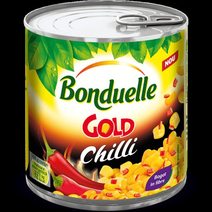 Porumb dulce boabe Chilli GOLD