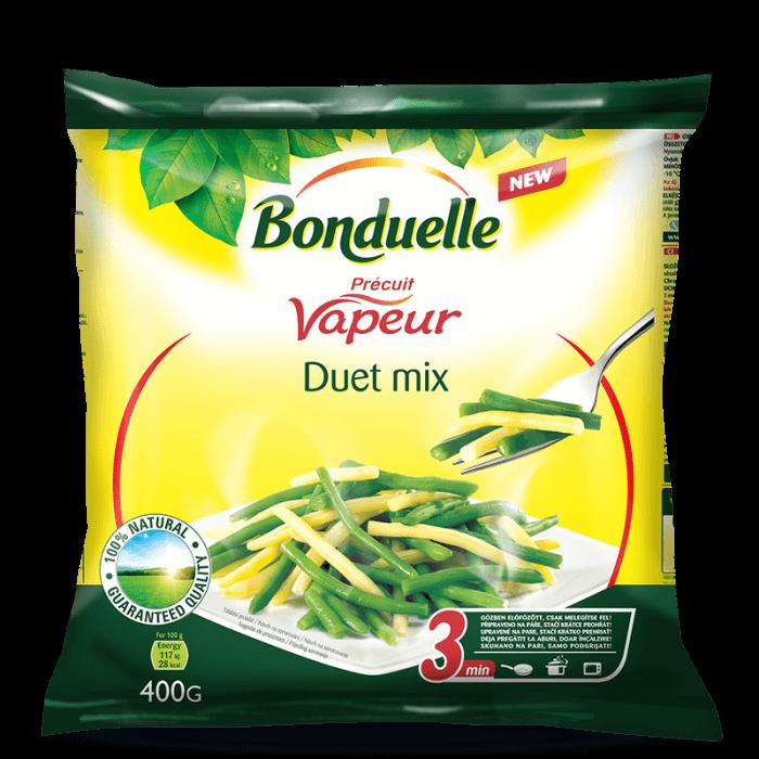 Amestec de legume Duet Mix Vapeur