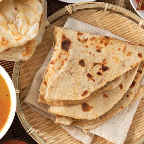 Chapati - pâinea indiană