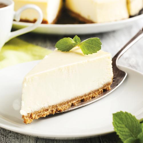 Käsekuchen - budincă cu brânză