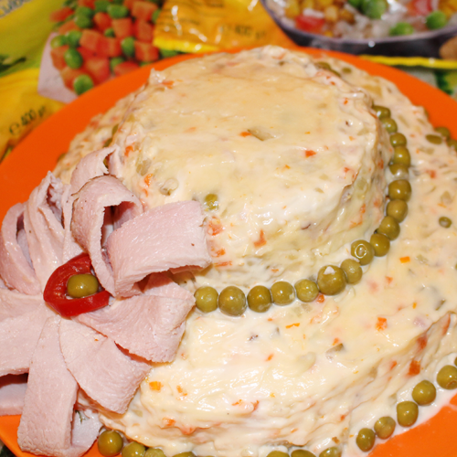 Salată de boef