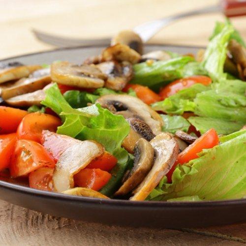 Salată de ciuperci a la Chef