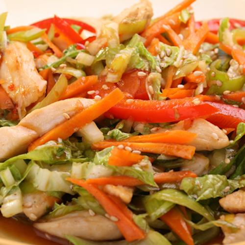 Salată de pui vietnameză