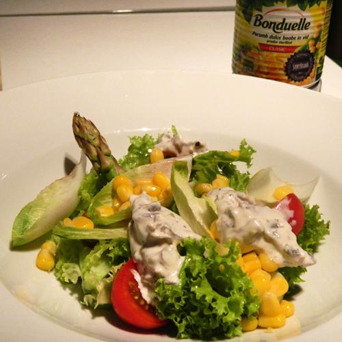 Salată exotică