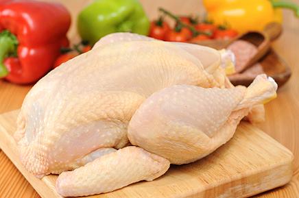 Таблица калорийности для птицы