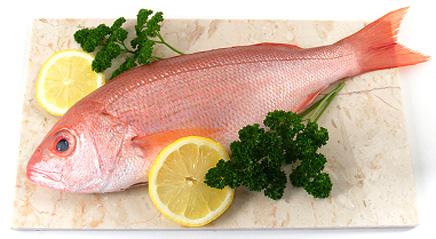 Количество калорий в рыбе и морепродуктах