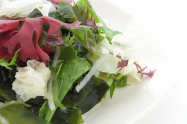 Водоросли – овощи из морских глубин