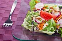 Салат из ростков