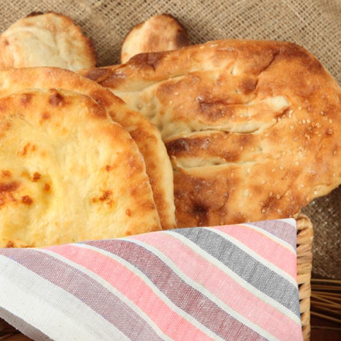 Екмек - турецкий хлеб