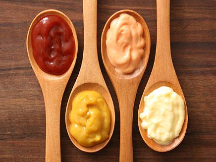 Таблица калорийности соусов