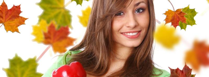 Овощи и осень