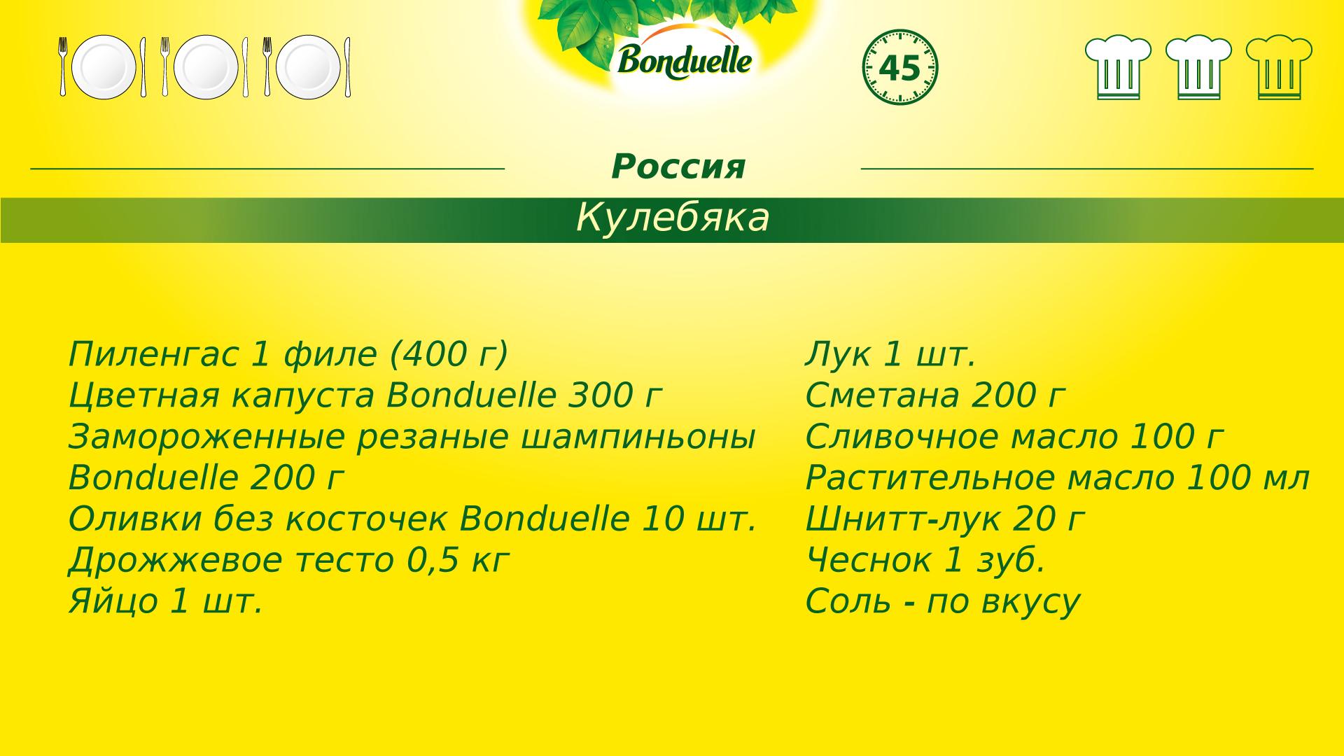 Русская кулебяка
