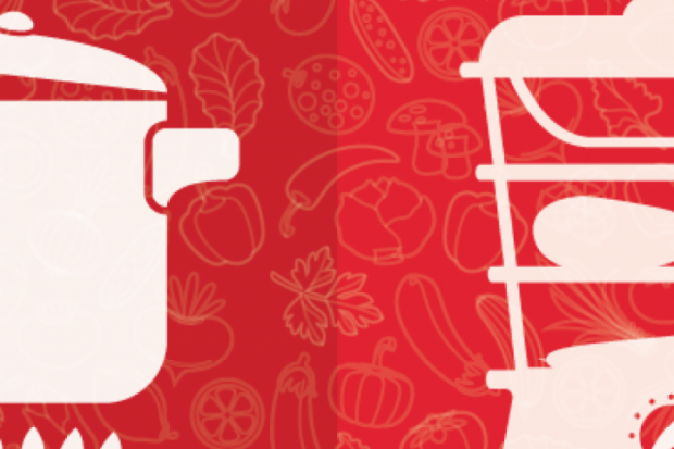 Потеря витамина С во время приготовления в кастрюле и на пару