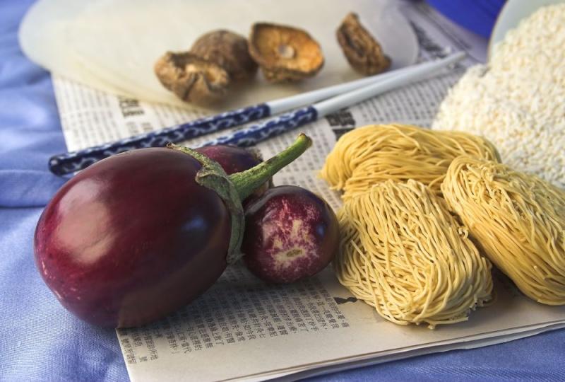 Ингредиенты азиатской кухни