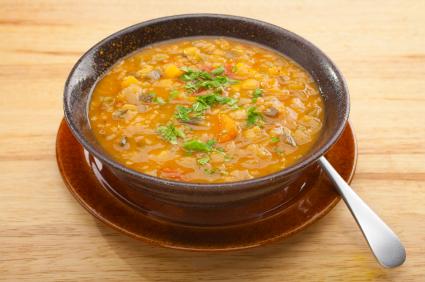 Овощной армянский суп