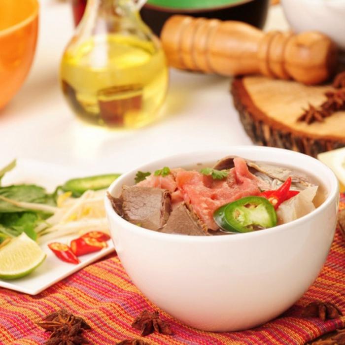 Вьетнамский суп «фо»